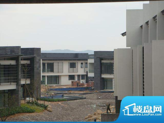 华发水郡外景图园林建设(2009.12.2)