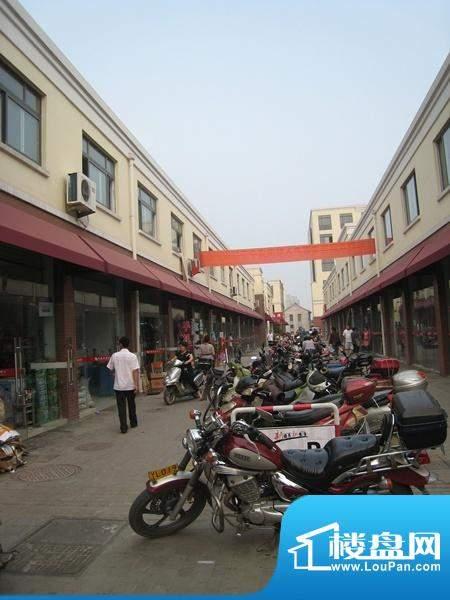 海虞商业中心外景图