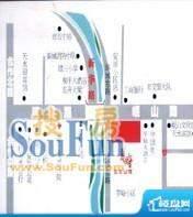 华府·豪景公馆交通图