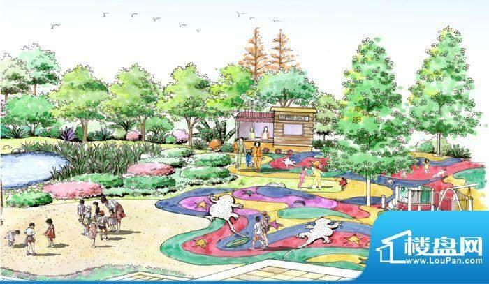 香榭国际香榭国际儿童活动区