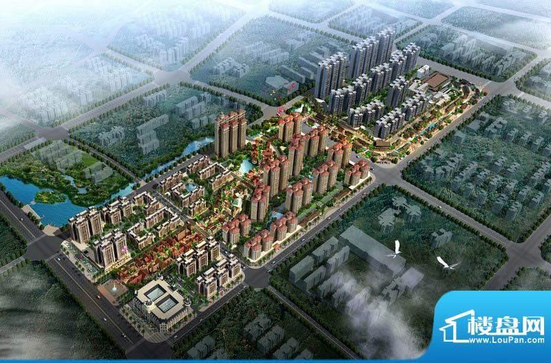 碧园未来城效果图