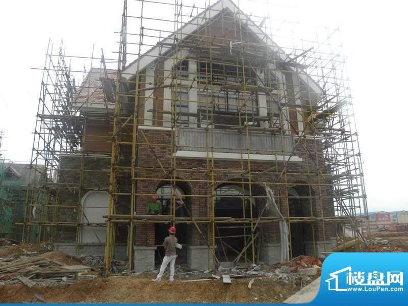 碧园未来城项目其中楼栋外景图(2011.9