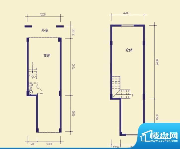 龙胤·财富广场20#、面积:241.00m平米