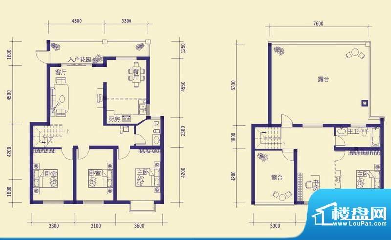 龙胤·财富广场10-1面积:168.78m平米