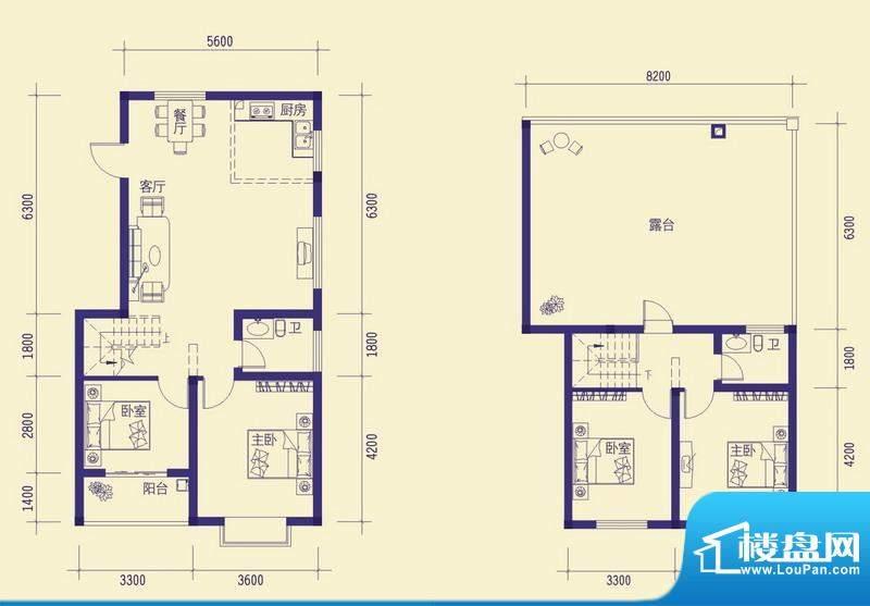 龙胤·财富广场10-1面积:131.61m平米