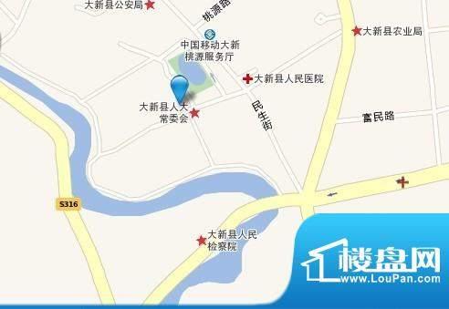东盟商业广场交通图
