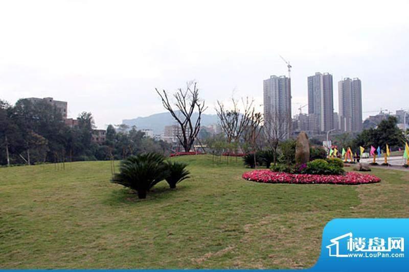 康德天子湖外景图3号楼(2012-11)
