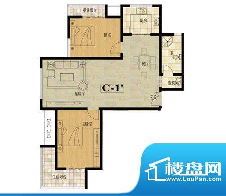 龙城国际户型图11
