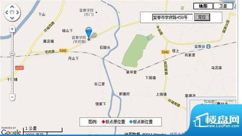 水墨江南交通图