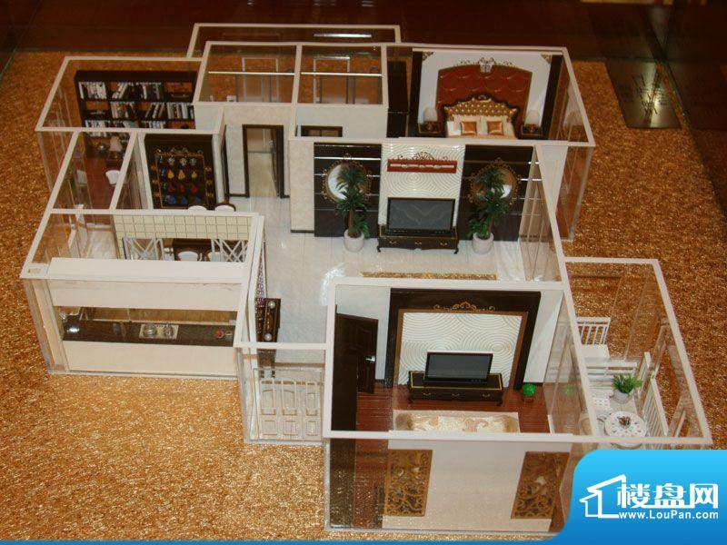 亨通长安府户型图一期标准层18面积:137.00平米