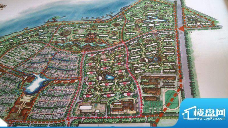 新湖明珠城效果图