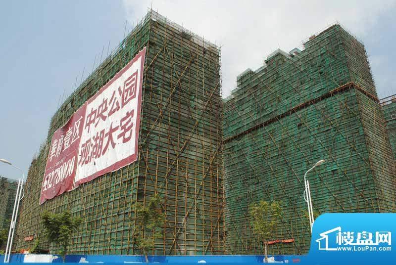 华府壹区实景图