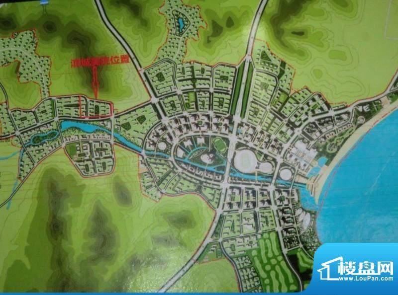 滨城美院交通图