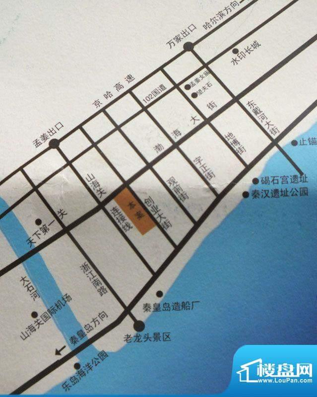 鑫宏·盛世交通图