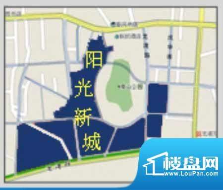 山海龙城交通图