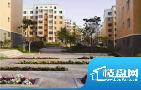 山海龙城实景图