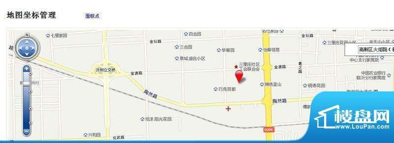 宝丽·上海街交通图
