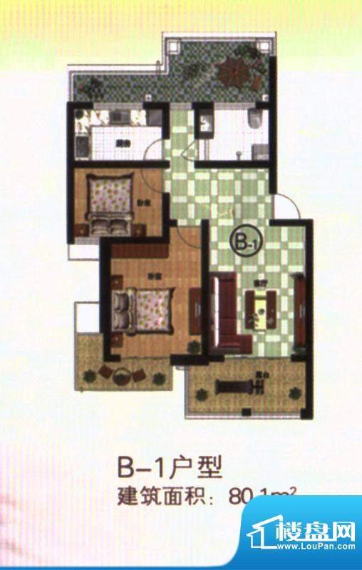 宝丽·盛世华庭g 面积:0.00m平米