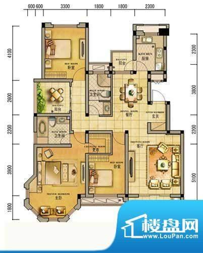 开元·香舍里12 面积:0.00m平米