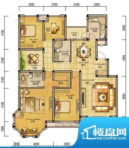 开元·香舍里34 面积:0.00m平米