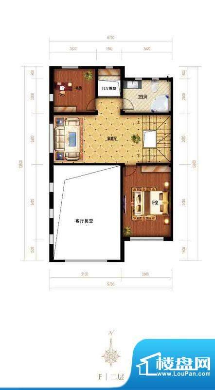 御景湾别墅户型手册面积:0.00m平米