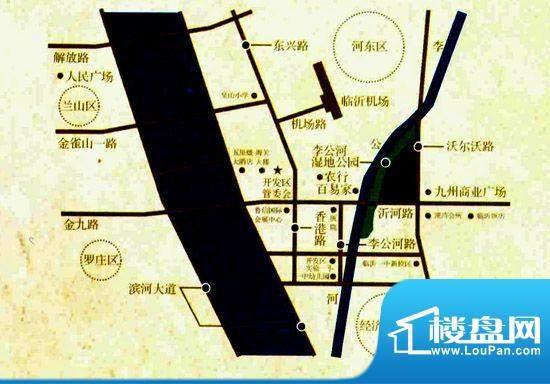 浙景国际玫瑰园交通图
