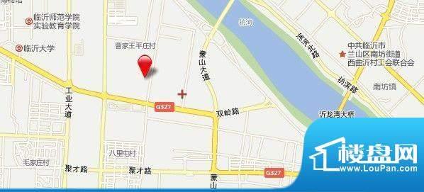 鸿儒国际交通图
