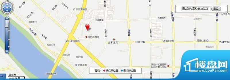 龙凤花园交通图