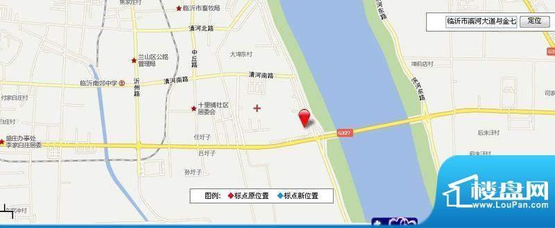 光耀·陶朱公交通图