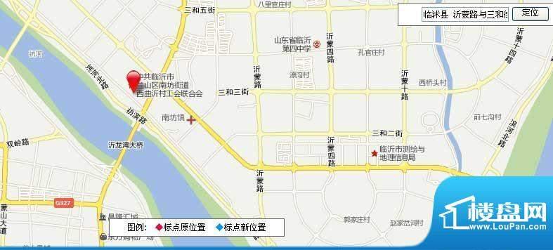 鼎峰·悦动广场交通图
