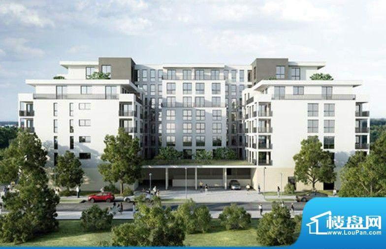 欧洲花园小区高档公寓A53