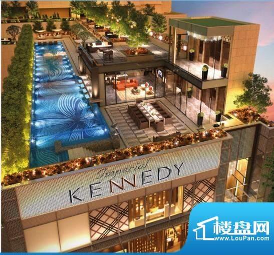 Imperial Kennedy 雙子式頂級私人會所Sky Kennedy