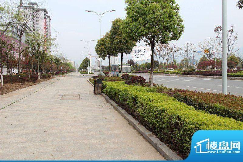 锦绣边城交通图