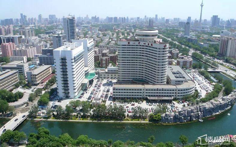 天津科技广场周边津河