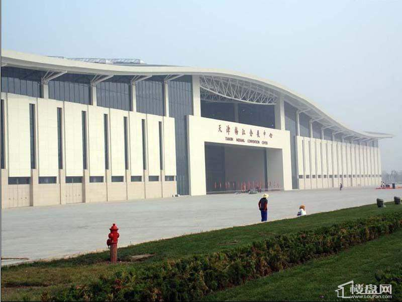 松江梅江南别墅4号院向东约1200米梅江会展