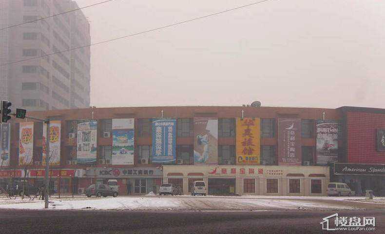 福晟钱隆城周边华北城