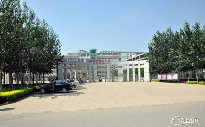 翡翠蓝湾周边杨村第八小学