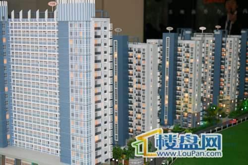 耀江商厦菁英公寓效果图