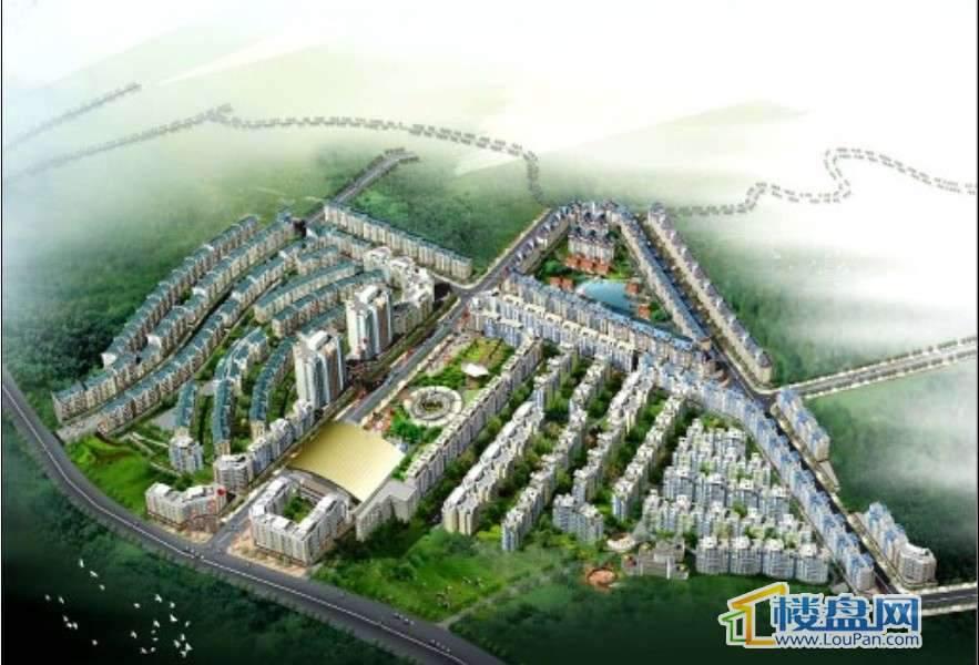 华屹锦城效果图