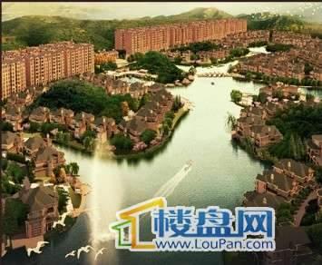 同乐湖·国际效果图