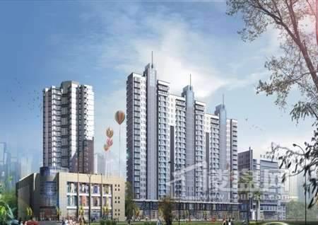 中央锦城效果图
