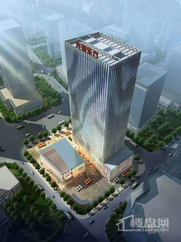 光耀东方国际大厦效果图