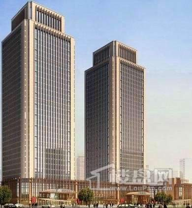 中联大厦效果图