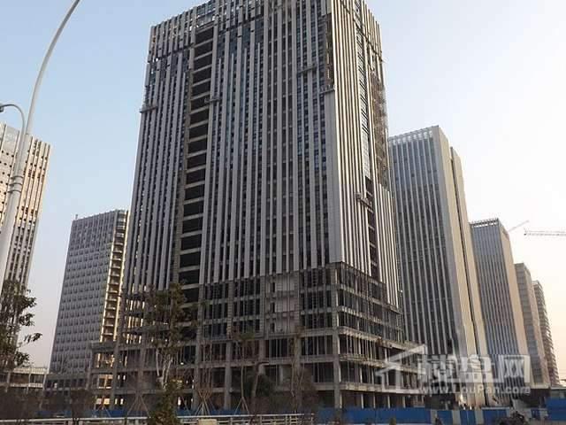 昌兴国际金融大厦效果图