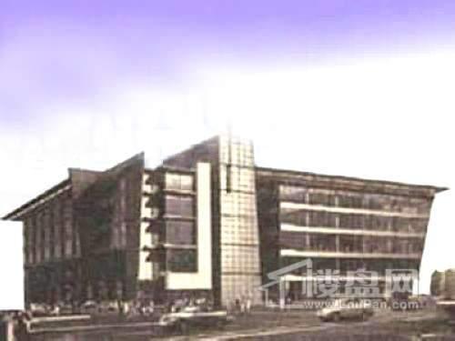 盟科商业广场(阿城)效果图