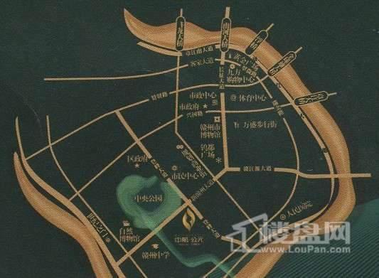 赣州中航公元效果图