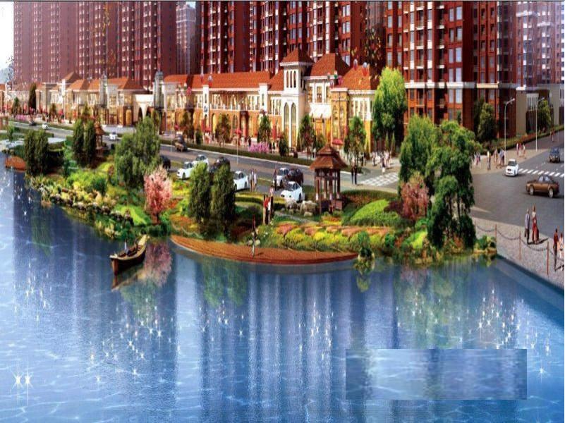 K2·京南狮子城效果图