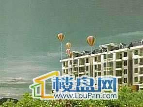碧龙江畔实景图