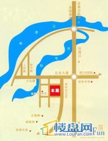 定安恒吉花园三期实景图