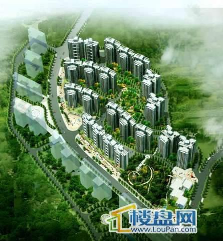 弘欣公寓实景图
